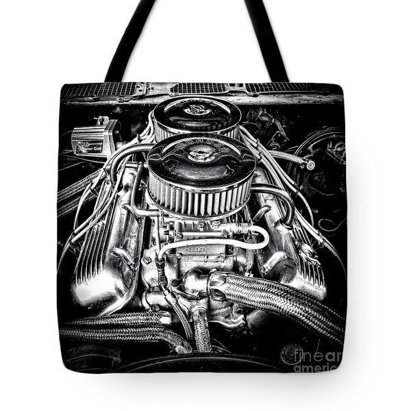 More Power Tote Bag