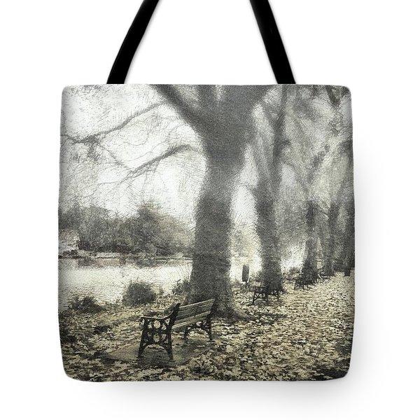 More Than A Bit Arty Tote Bag