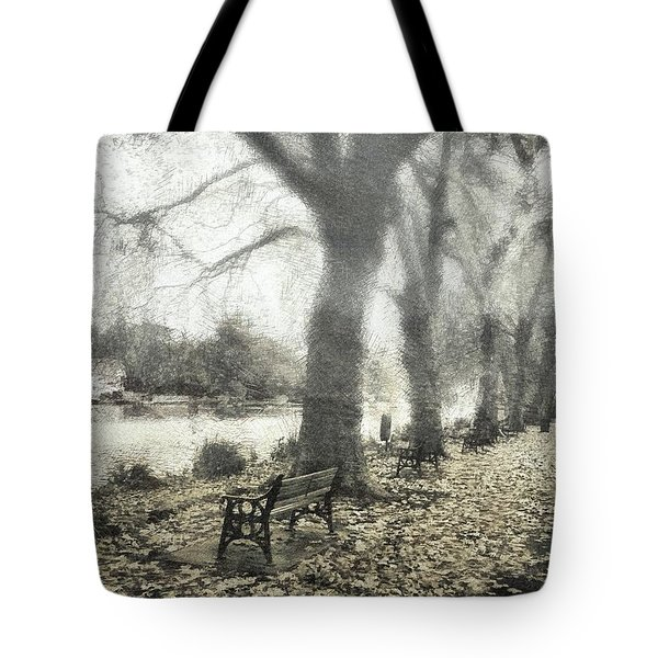 More Than A Bit Arty Tote Bag