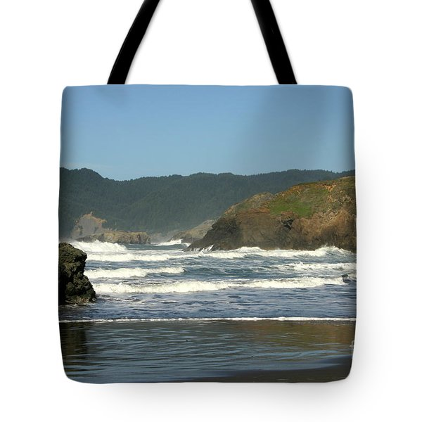 More Than A Wave Tote Bag