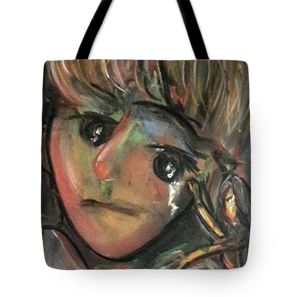 More Than Love Tote Bag
