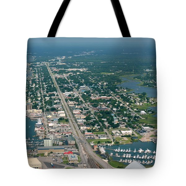 Morehead City Tote Bag