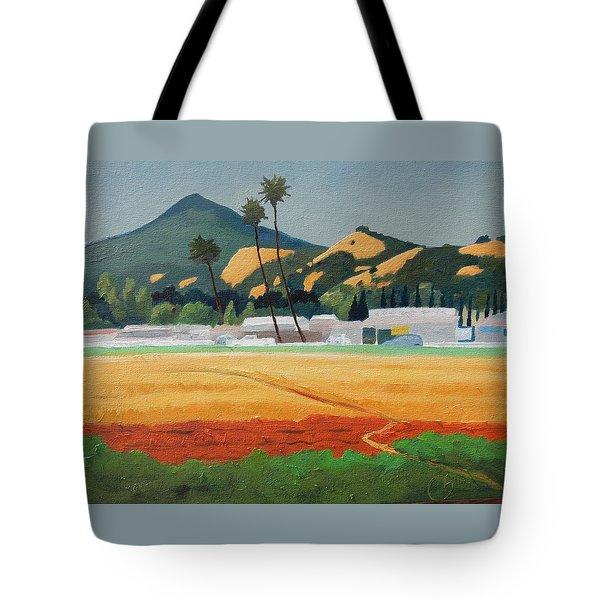 Morgan Hill Icon Tote Bag
