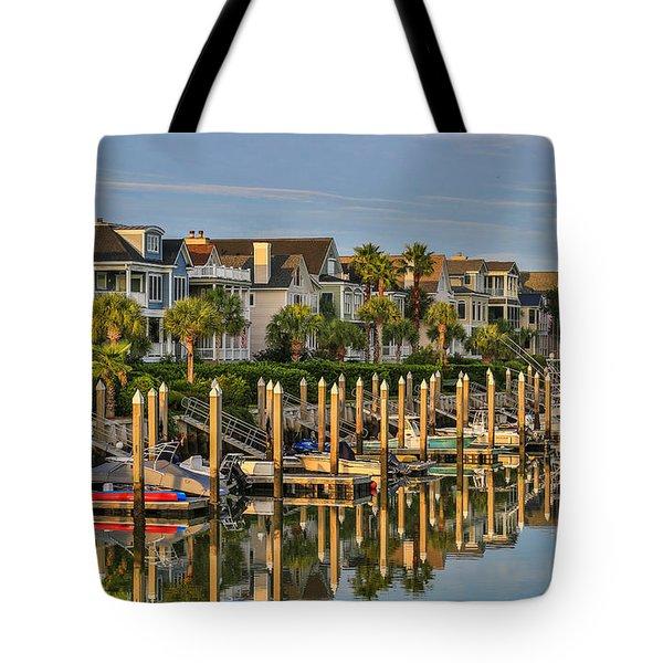 Morgan Place Homes In Wild Dunes Resort Tote Bag