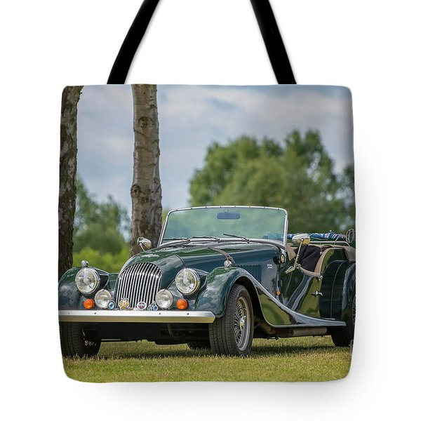 Tote Bag featuring the photograph Morgan Sports Car by Adrian Evans