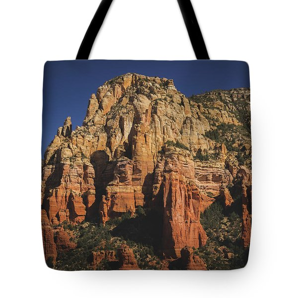 Tote Bag featuring the photograph Mormon Canyon Details by Andy Konieczny