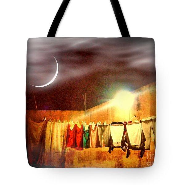 Morn Tote Bag