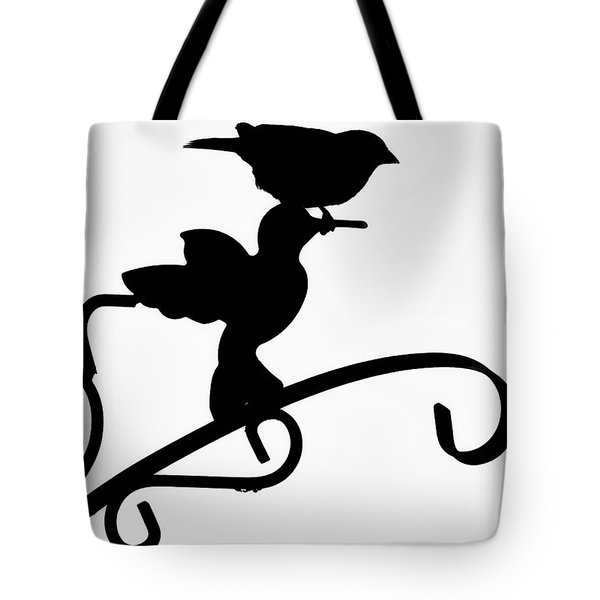 Morning Adventures Tote Bag