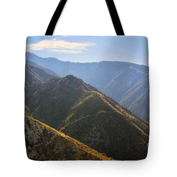 Morning Air Tote Bag