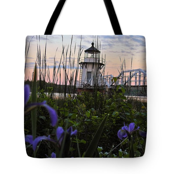 Morning Beauties Tote Bag