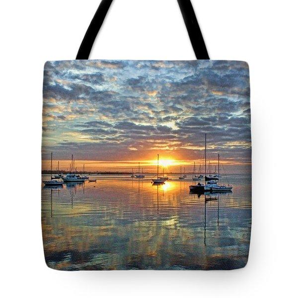 Morning Bliss Tote Bag