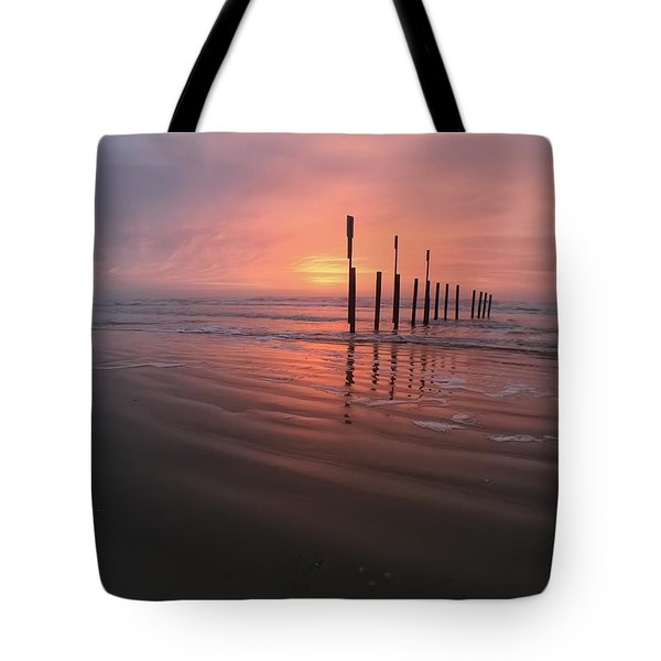 Tote Bag featuring the photograph Morning Bliss by Sharon Jones