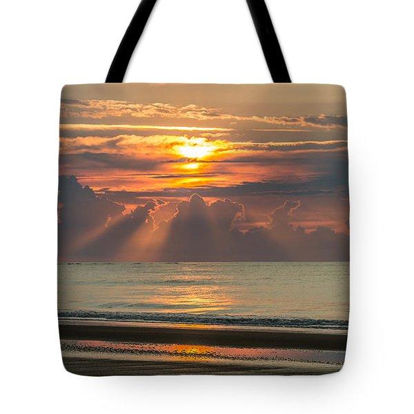 Morning Break Tote Bag
