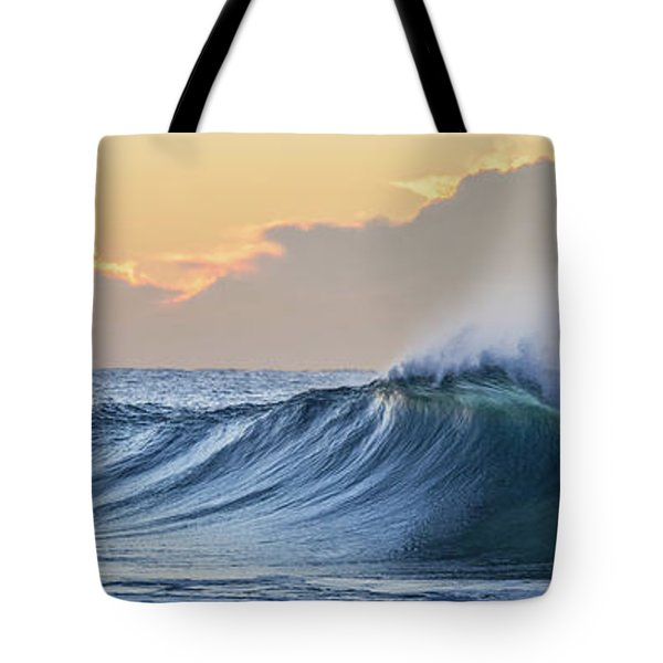 Tote Bag featuring the photograph Morning Breaks by Az Jackson
