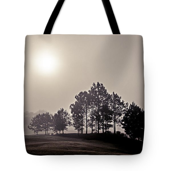 Morning Calm Tote Bag by Annette Berglund