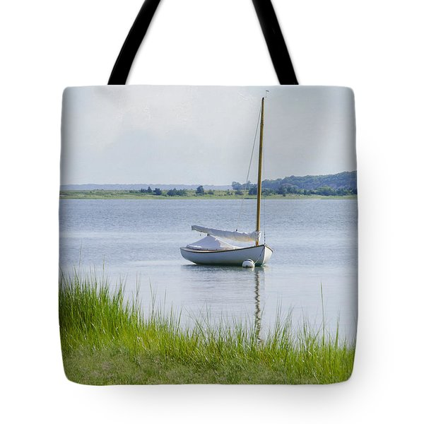 Morning Calm Tote Bag by Keith Armstrong