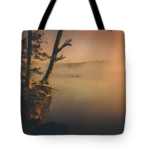 Morning Colors Tote Bag