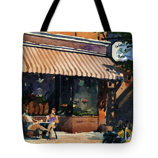 Morning Cuppa Joe Tote Bag
