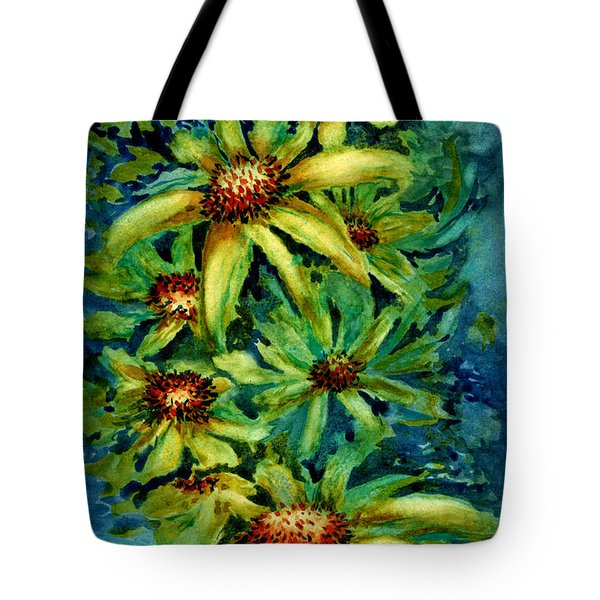 Morning Daisies Tote Bag