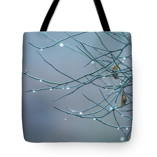 Morning Dew Tote Bag by Tam Ryan