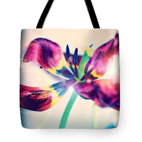 Morning Dream  Tote Bag by Mikko Tyllinen