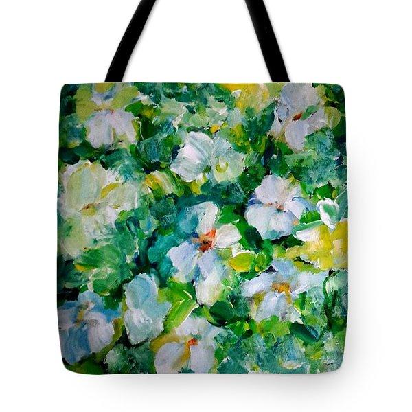 Morning Fresh Tote Bag