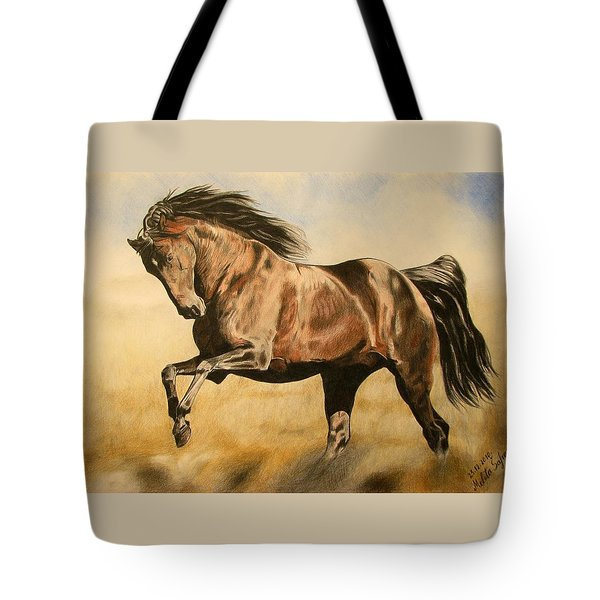 Morning Game Tote Bag