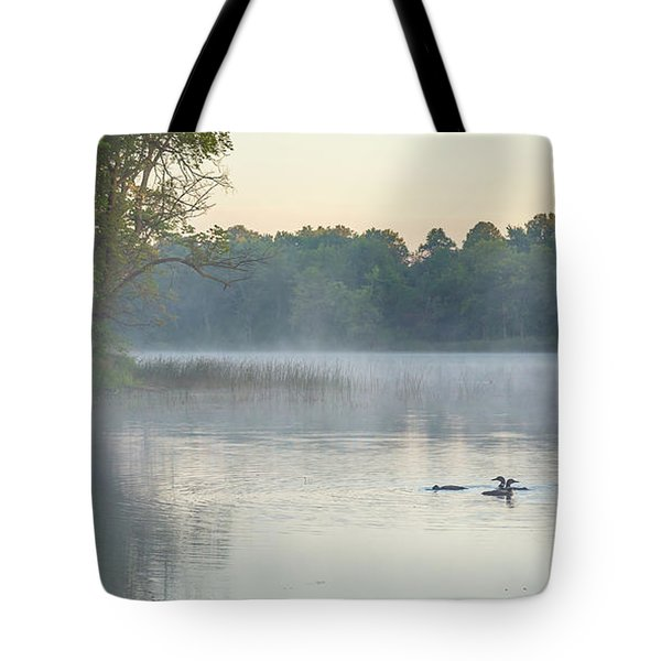 Morning Gathering Tote Bag