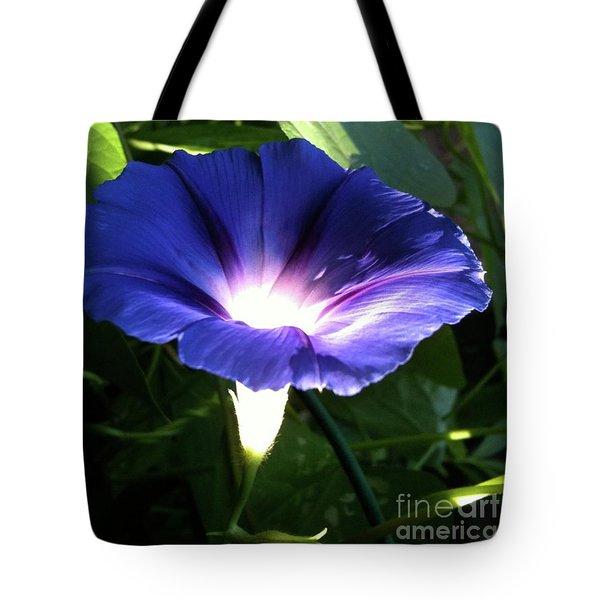 Morning Glorious Tote Bag