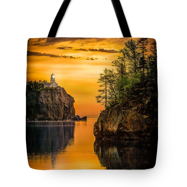Morning Glow Against The Light Tote Bag