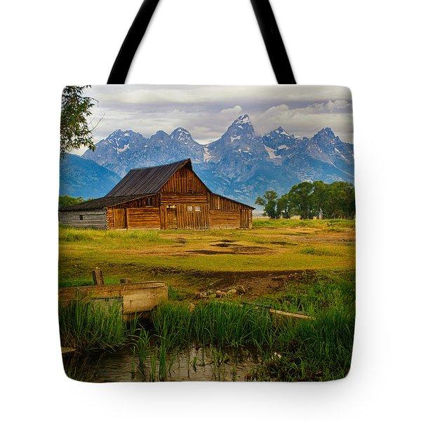 Morning Glow Tote Bag