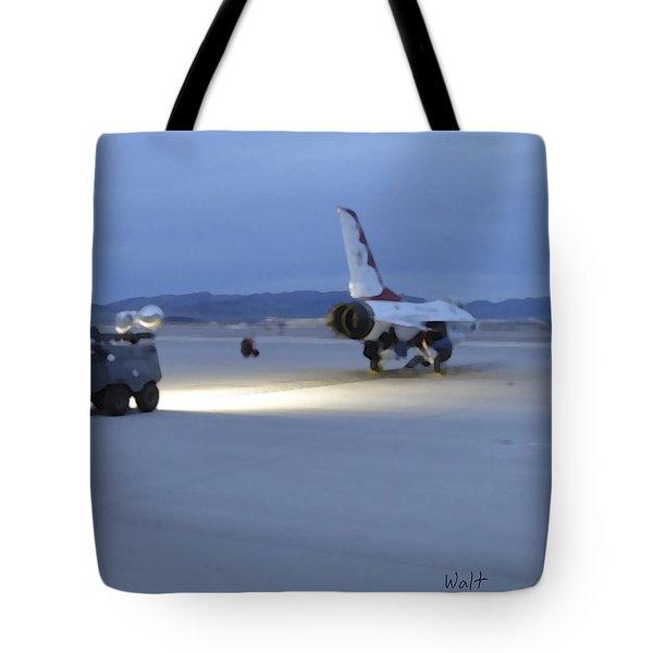 Morning Go Tote Bag