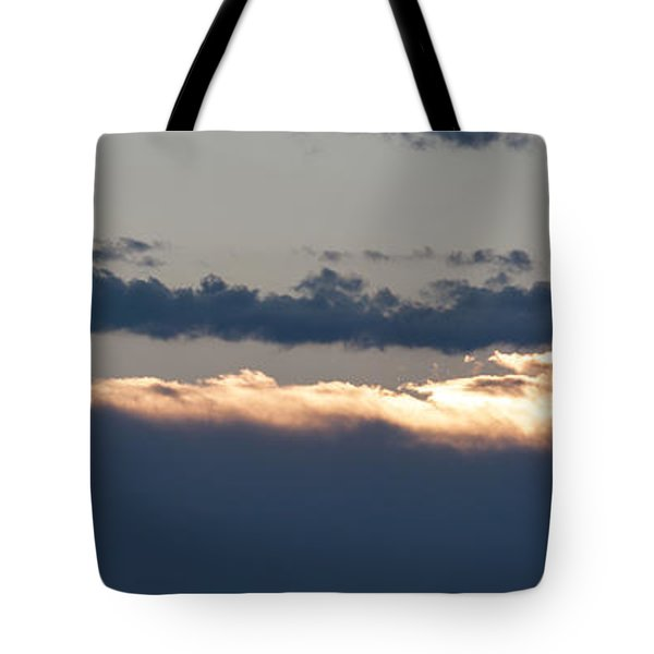 Tote Bag featuring the photograph Morning Has Broken by Allen Carroll
