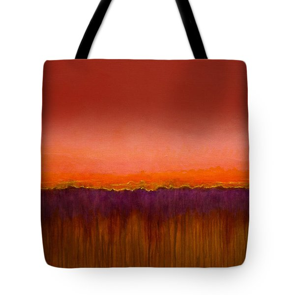 Morning Has Broken - Art By Jim Whalen Tote Bag