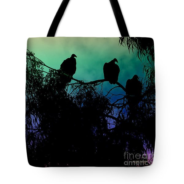 Tote Bag featuring the photograph Morning Has Broken by Rhonda Strickland