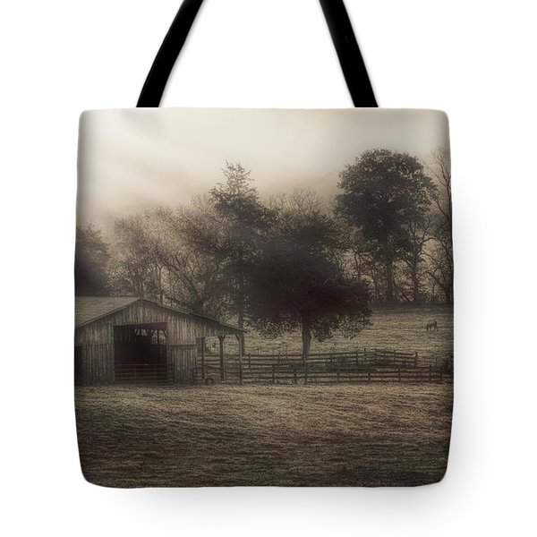 Morning In Boxley Valley Tote Bag