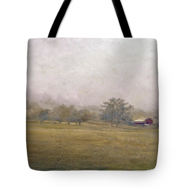 Morning In Georgia Tote Bag by Andrew King