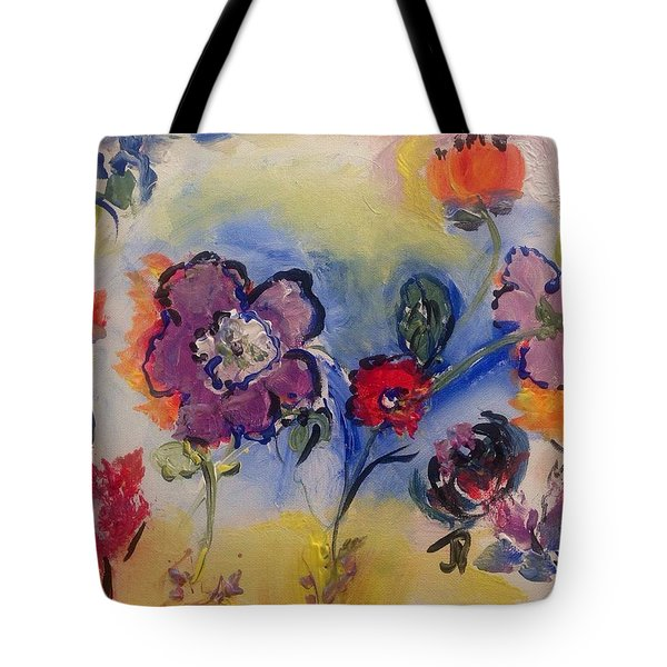 Morning In It's Glory  Tote Bag