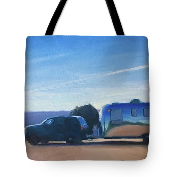 Morning In Palo Duro Tote Bag