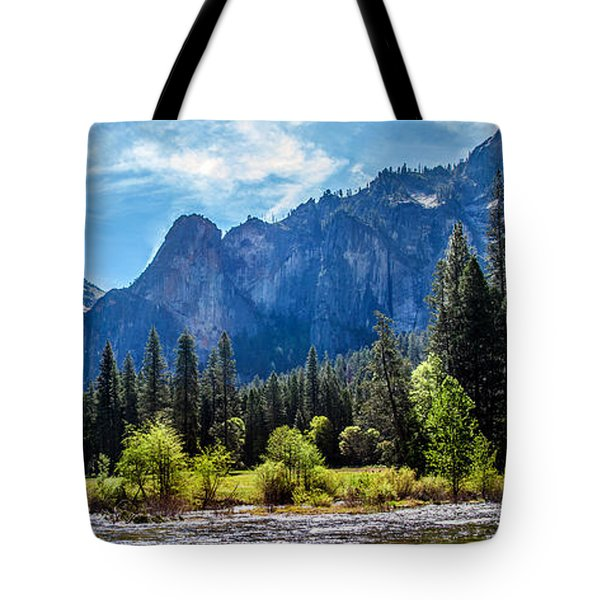 Morning Inspirations 3 Of 3 Tote Bag