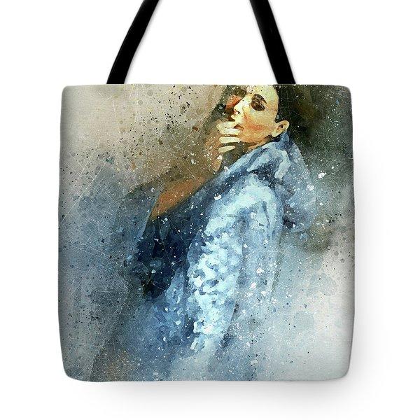 Morning Kiss-8 Tote Bag