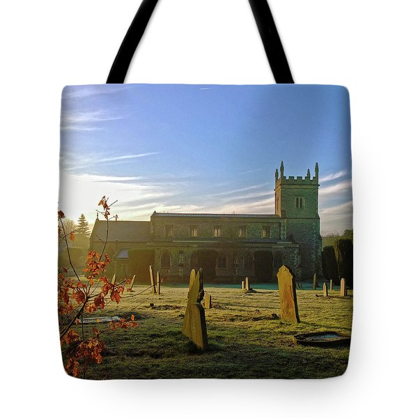 Morning Light Tote Bag by Anne Kotan