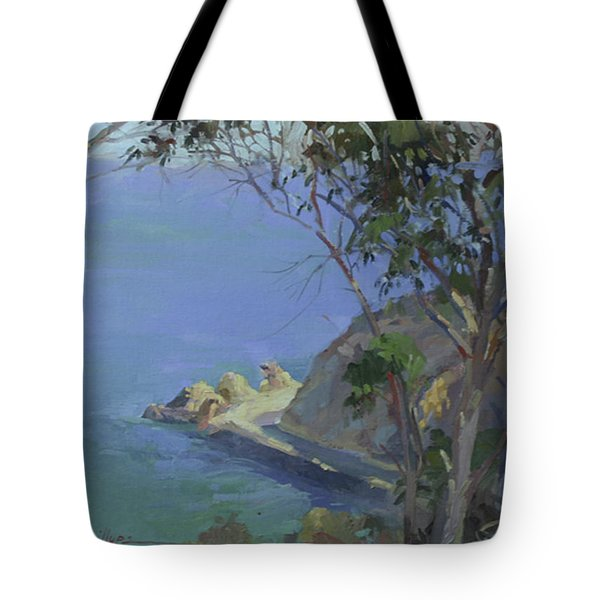 Morning Light Catalina Tote Bag
