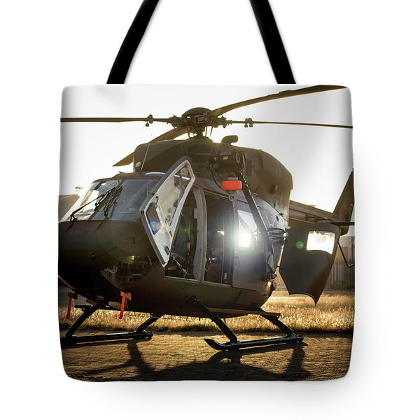 Tote Bag featuring the photograph Morning Light by Paul Job