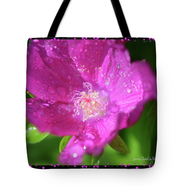 Morning Magic Tote Bag