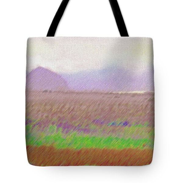 Tote Bag featuring the photograph Morning Magic by Walter Fahmy