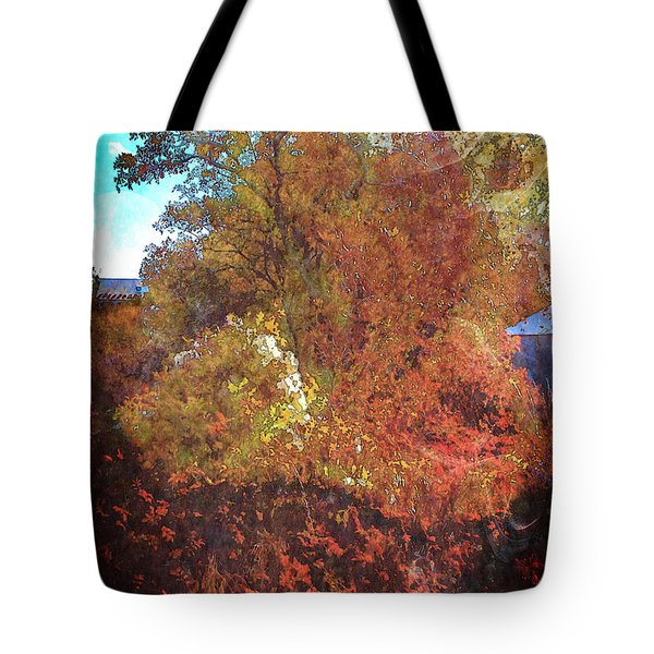 Tote Bag featuring the photograph Morning Medely by Anastasia Savage Ealy