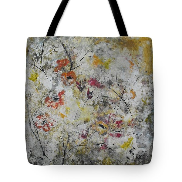 Morning Mist Tote Bag by Ruth Palmer