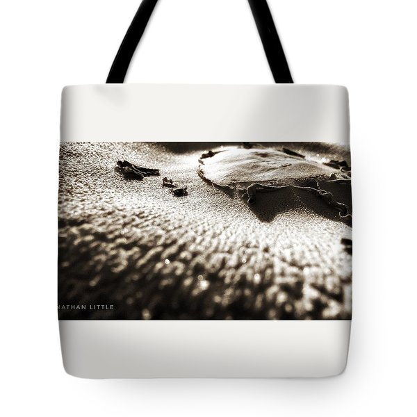Morning Mushroom Top Tote Bag