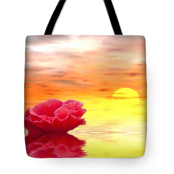Morning Of Your Dreams Tote Bag